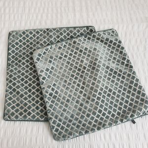 Kirklands Set Of 2 Pillow Covers